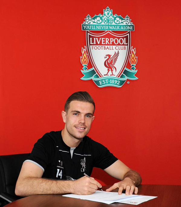 Henderson Contract