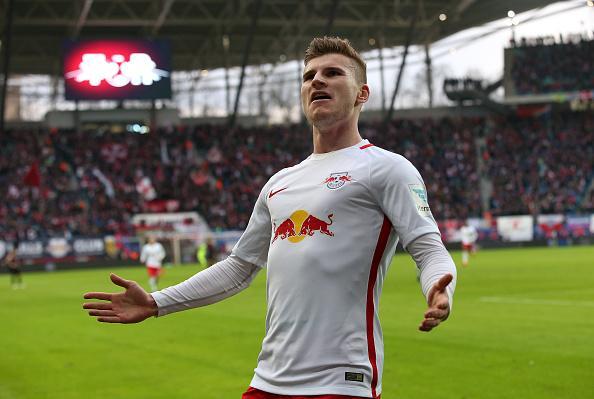Timo Werner LFC