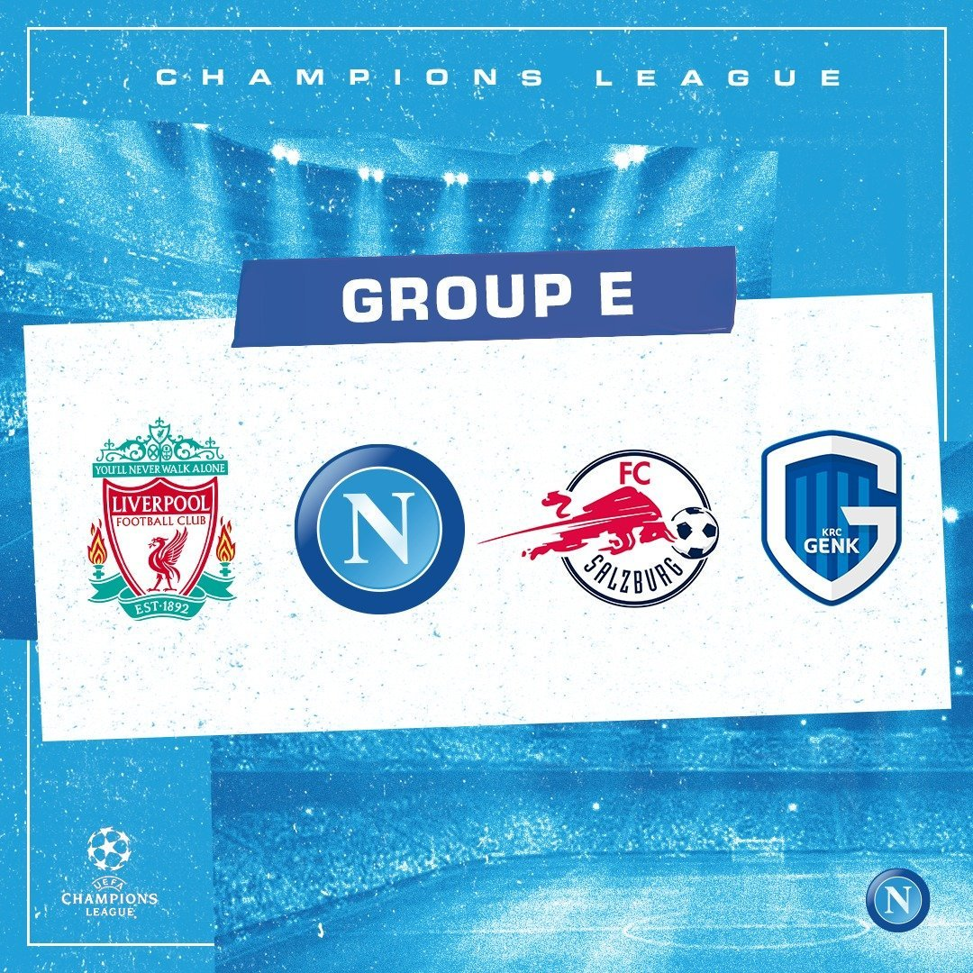 Group E for Liverpool 2019-20